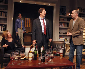 Donna Bullock, Scott Drummond, Michael T. Weiss