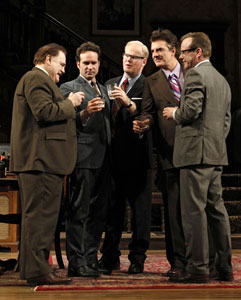 Brian Cox, Jason Patric, Jim Gaffigan