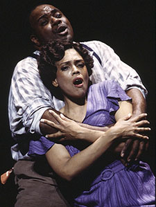 Alvy Powell and Marquita Listerin Porgy and Bess(© Carol Rosegg)