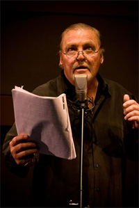 Stacy Keach in an LATW presentation