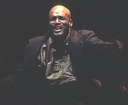 Kenny Leon in Gem of the Ocean(Photo © Michael Brosilow)