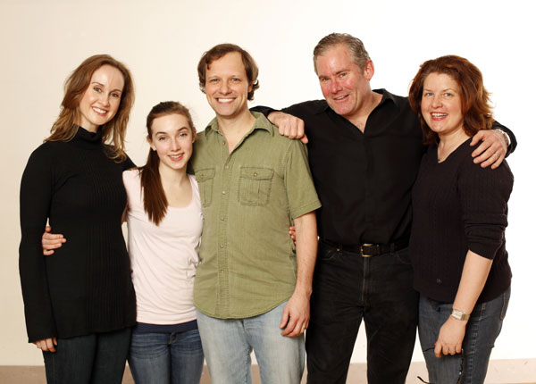 Elizabeth Loyacano, Keaton Whittaker, Jim Stanek, Timothy