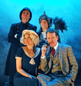 Dan Hodge, Paul Riopelle, David Hess and Joan Hess