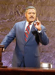 Laurence Fishburne in Thurgood