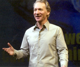 Bill Maher:  Victory Begins at Home