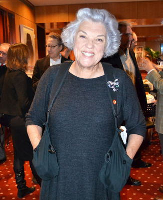 Tyne Daly Weight Loss News about tyne daly