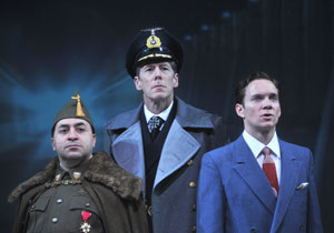 Steven Rattazzi, Steven Hauck, and Chad Hoeppner