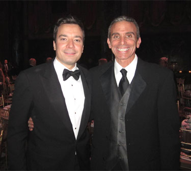 Jimmy Fallon and Scott Mauro