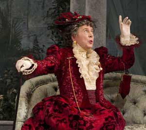 Brian Bedford in The Importance of Being Earnest