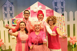 A scene from Pinkalicious