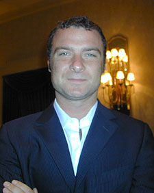 Liev Schreiber(Photo © Michael Portantiere)