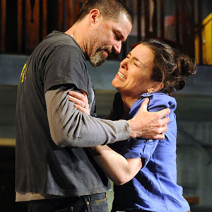 Matthew Fox and Olivia Williams in