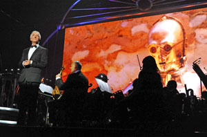 Anthony Daniels narrates Star Wars: In Concert