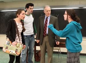 Jessica Rothenberg, Jake O'Connor, Reed Birney, and