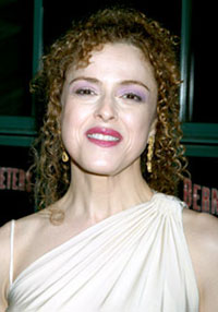 Bernadette Peters(Photo © Joseph Marzullo)