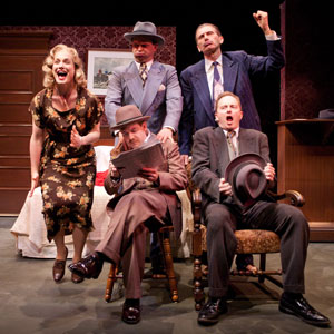 Juliana Zinkel, Don Burroughs, Gregory Salata,