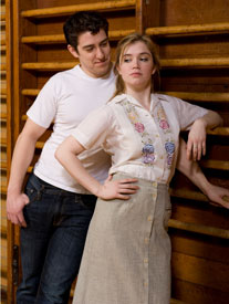 Adrian Aguilar and Kelly Davis Wilson