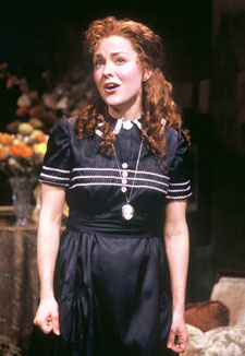 Kathleen Early as Peg(Photo © Carol Rosegg)