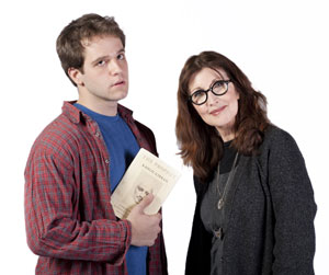 Kelsey Kurz and Joanna Gleason