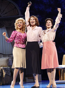 Diana DeGarmo, Dee Hoty, Mamie Parris