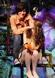 Michael J. Willett and Melissa Mitchell