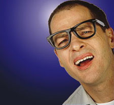 French Stewart in The Nerd