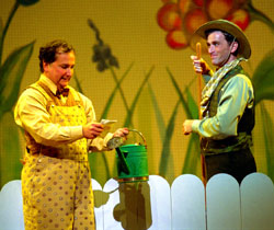 Mark Linn-Baker and Jay Goede inA Year With Frog and Toad(Photo © Rob Levine)