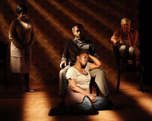 Elain Graham, Michael Rogers, Heather Alicia Simms,