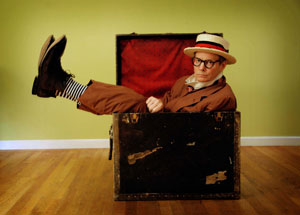 Bill Irwin in Scapin
