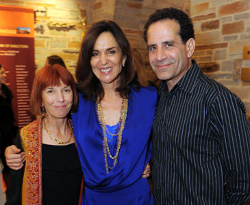 Jane Anderson, Polly Draper, and Tony Shaloub