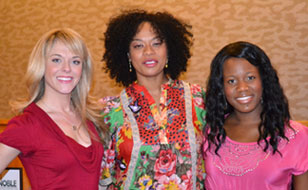 Ashley Spencer, Jacqueline B. Arnold, Anastacia McClesky