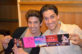 Nick Adams, Will Swenson
