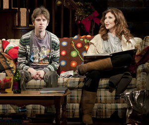 Dan McCabe and Joanna Gleason