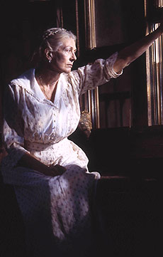 Vanessa Redgrave takes us on aLong Day's Journey Into Night(Photo © Joan Marcus)