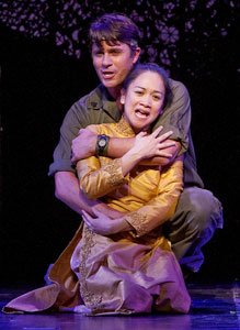Eric Kunze adn Melinda Chua