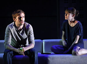 Michael Stahl-David and Liz Stauber in Picked