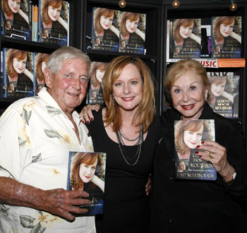 Ralph Waite, Mary McDonough, and Michael Learned