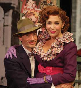 Thomas M. Hammond and Andrea Burnsin Guys and Dolls