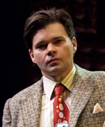 Hunter Foster in Million Dollar Quartet
