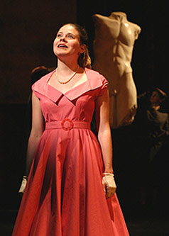 Celia Keenan-Bolger in The Light in the Piazza