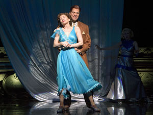 Donna Murphy and Christopher Innvar