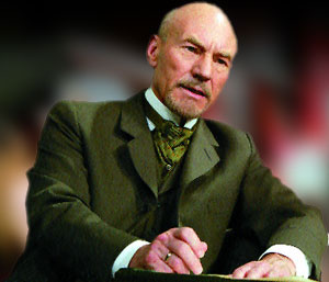 Patrick Stewart in The Master Builder