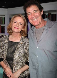 Eve Plumb and Barry Williams