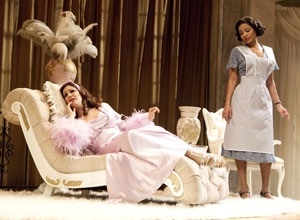 Stephanie J. Block and Saana Lathan