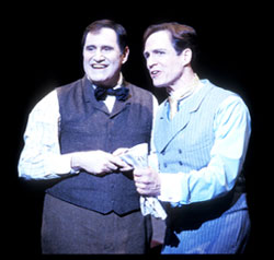 Richard Kind and Howard McGillin in Bounce(Photo © Liz Lauren)