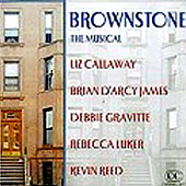 The new Brownstone recording,on Original Cast Records