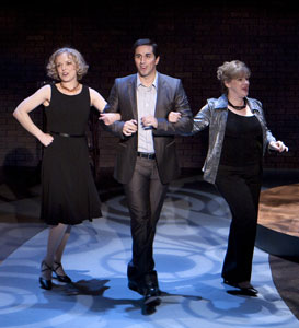 Nancy Anderson, Matthew Scott and Sherri L. Edelen