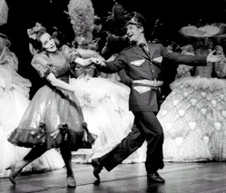 Marti Rolph and Harvey Evans in Follies