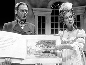 Philip Pleasants and Greta Lambert in Arcadia