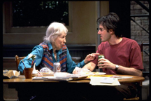 Eileen Heckart and Josh Hamiltonin Kenneth Lonergan's The Waverly Gallery.